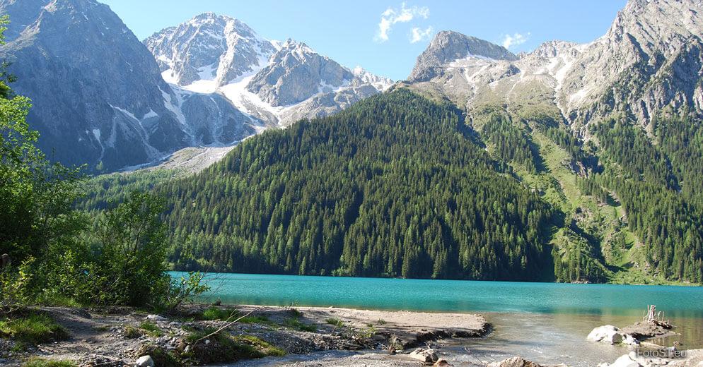 Foto del lago di anterselva in val pusteria - Webcam bagno gioiello ...
