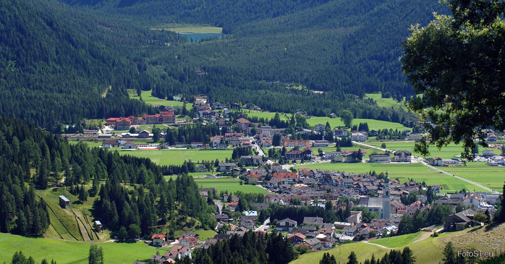 Dobbiaco in Alto Adige | info per vacanza in Alta Pusteria ...