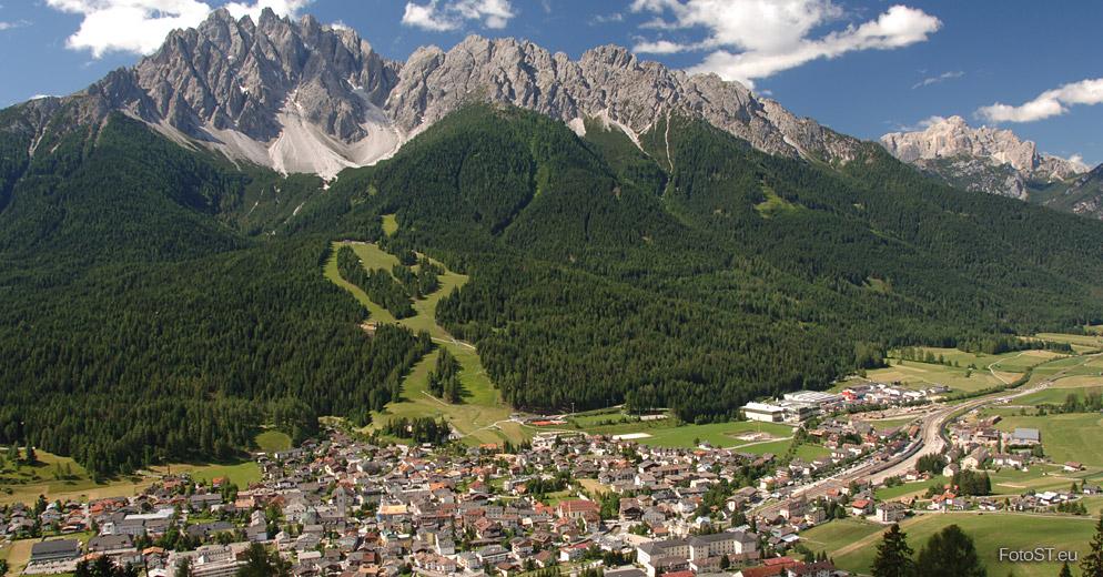 San Candido in Val Pusteria - hotel e appartamenti a San Candido