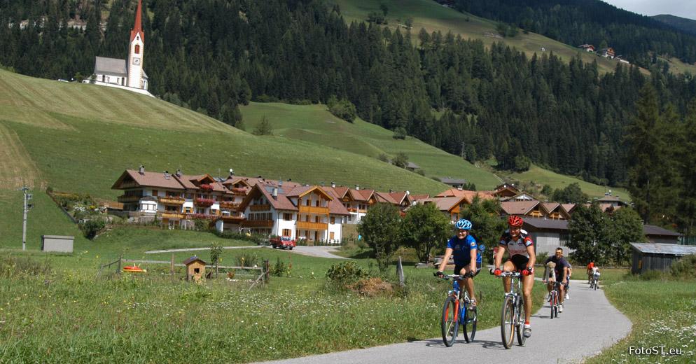 Mountain Bike In Val Pusteria I Migliori Percorsi