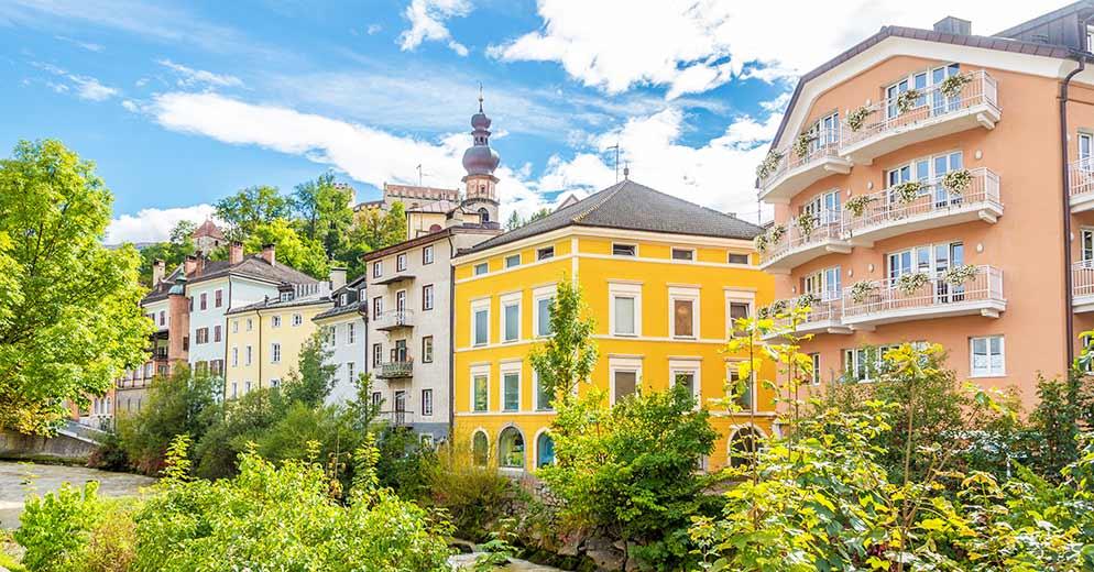 Brunico in Val Pusteria: Vacanze al Plan de Corones