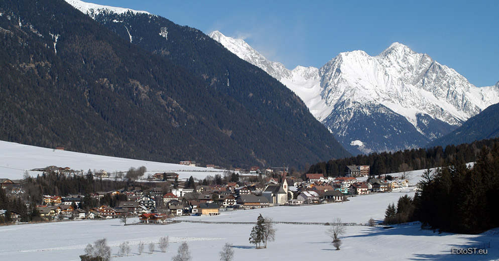 Rasun in Val Pusteria   Vacanze all\'ingresso della Valle Anterselva
