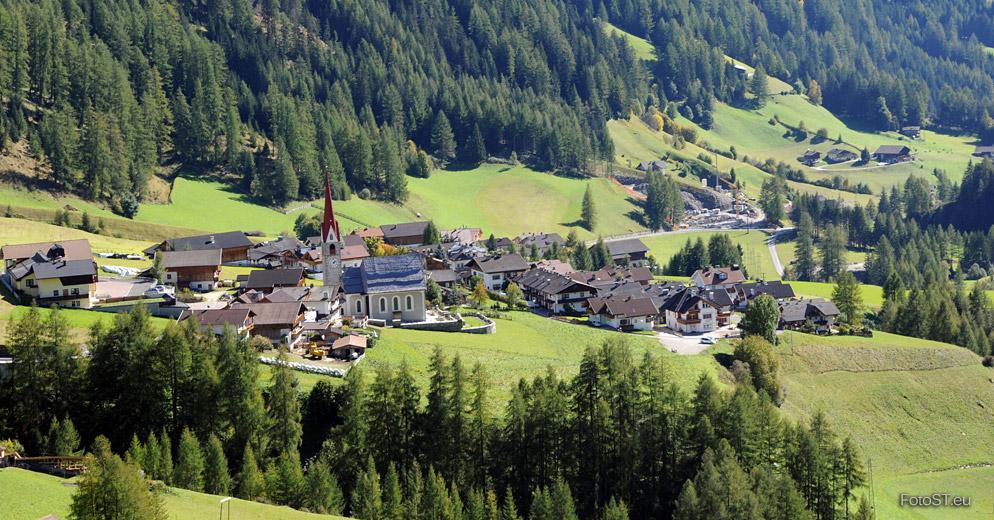 Appartamenti Vacanze Val Pusteria
