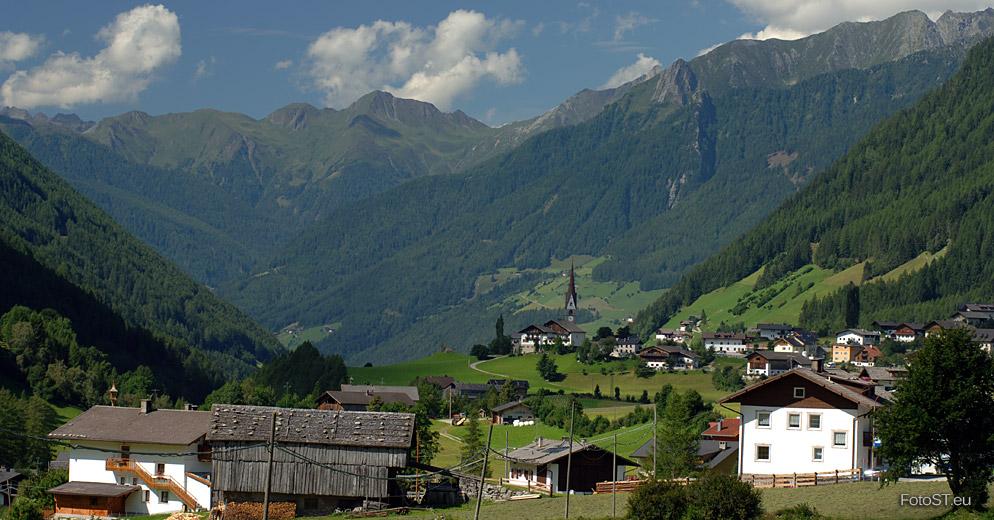 Valle Aurina In Val Pusteria Hotel E Appartamenti In
