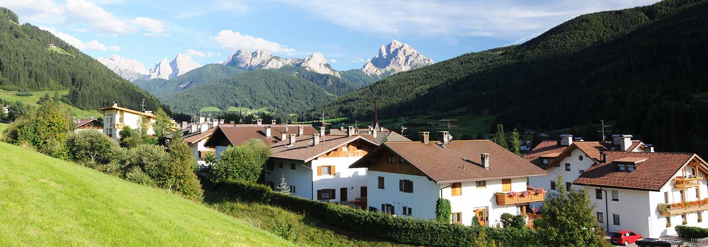 Monguelfo-Tesido in Val Pusteria - hotel e appartamenti